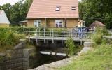 Järnvägsbro i Nexø 2009-08-12