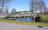 Järnvägsbro i Nossebro 2013-05-02