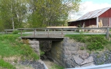 Järnvägsbro i Siringe 2013-05-17