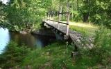 Järnvägsbro över Alsterån vid Sävsjöström 2013-07-15