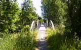 Järnvägsbro över Lidan 2010-07-02