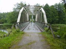 Järnvägsbro över Mörrumsån, Hönshylte-Kvarnamåla Järnväg