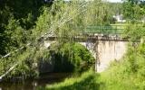 Järnvägsbro över Silbodalsälven i Årjäng 2012-06-26