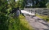 Järnvägsbro över Svartån vid Karlslund 2014-06-20