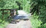 Järnvägsbro över Vattrångsån 2018-06-18