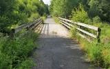 Järnvägsbro över Viskan 2020-07-07
