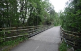 Järnvägsbro över gruvhål vid Rödgruvan 2017-06-12