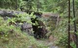Järnvägsbro vid Färvilen 2017-06-05