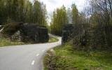 Järnvägsbro vid Flähult 2010-05-14