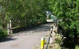 Järnvägsbro vid Osbyholm 2014-05-30