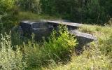 Järnvägsbro vid Västersmyr 2013-08-19