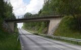 Järnvägsbro vid Vagn banvaktstuga 2016-06-28
