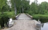 Järnvägsbro vid Voxna bruk 2018-06-26