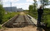 Järnvägsbron norr om Limmared 2008-06-24