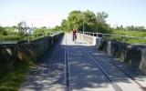 Järnvägsbron över Helge Å 2009-06-23