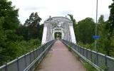 Järnvägsbron över Klarälven i Forshaga 2013-06-20