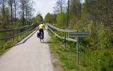 Järnvägsbron över Lagan i Ljungby 2007-05-05