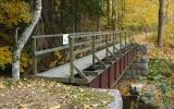 Järnvägsbron vid Björkeryd 2013-10-13