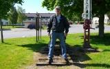 Jerry på 600 mm spår vid Smålands Anneberg 2013-06-09