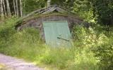 Jordkällare vid Vackerslätt 2007-07-11