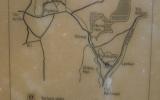 Karta över Fryksta-Klarlävens Järnväg