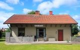 Kinnarp station (flyttad från Trädet 1906) 2020-07-07