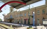 Kristianstad Centralstation 2009-09-23