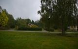 Kvarnamåla rakt fram mot Tingsryd, till höger, vid trädet mot Norraryd. 2012-07-08