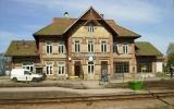 Landeryd station 2011-04-25