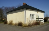Lister-Mjällby station 2012-03-24