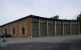 Lokstallet i Tollarp 2009-06-25