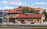 Ludvika station 2018-06-29