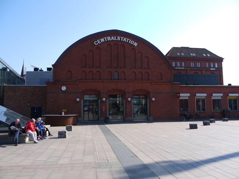 Malmö Västra Station