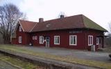 Norrhult station 2011-04-17