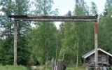 Omlastningskran vid Lilla Björnmossen 2018-06-22