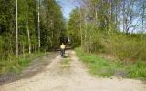 På väg i samma hastighet som tåget en gång, 2008-05-11