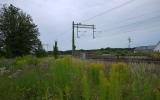 Platsen för Sandbäck station 2012-07-29