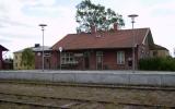 Reftele station 2008-05-24