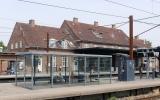 Ringsted Station från spårsidan 2018-08-08
