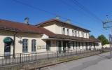 Sala station från spårsidan 2016-07-04