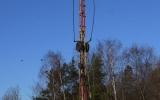 Semafor vid Ljungbyhed 2013-04-21