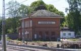 Skänninge station 2011-06-29