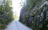 Skärning efter Kovraberg 2012-05-01