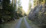 Skärning väster om Pinebo 2011-04-23