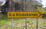 Skylt vid Kråkered 2012-05-01