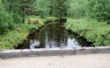 Sömlingsbäcken, här fanna det förr vattentagning för ångloken 2017-08-16