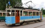 Spårvagn från Göteborgs Spårvägar 2015-06-20