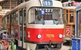 Spårvagn från Prag 2018-08-08