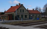 Staffanstorp station, 2015-04-06