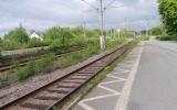Stationsområdet i Tillberga 2015-06-23